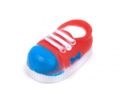 46423 jk animals piskaci vinylova hracka bota mala 10 cm 1