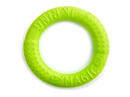 46512 1 jk animals eva pena magic ring 17 cm zeleny 1