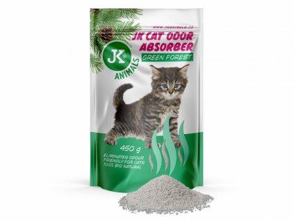 59164 jk animals pohlcovac zapachu zeleny les 01