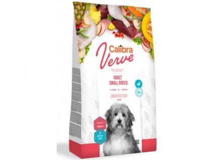 Calibra Dog Verve GF Adult Small Chicken&Duck 6kg