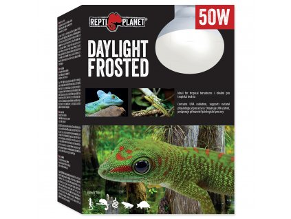 Žárovka REPTI PLANET Daylight Frosted (50W)