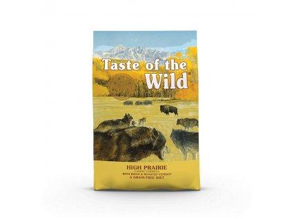 Taste of the Wild High Prairie Canine 12,2kg