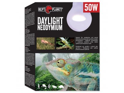 Žárovka REPTI PLANET Daylight Neodymium (50W)