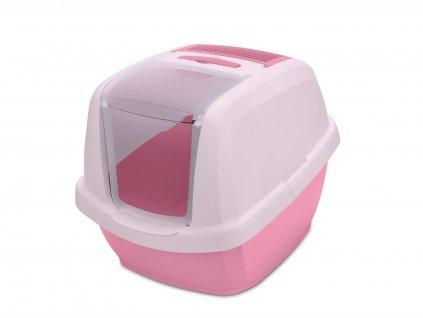 59668 1 imac kocici toaleta maddy junior ruzova 01