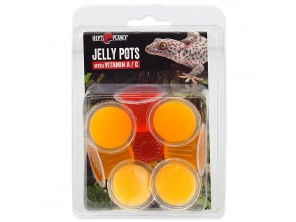 Krmivo REPTI PLANET Jelly Pots Fruit (8ks)