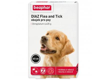 Beaphar DIAZ antiparazitní obojek pro psy 65 cm