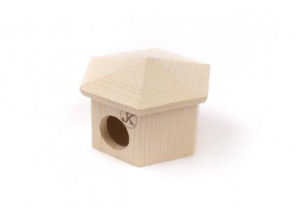 32425 jk animals dreveny domecek jurta myska 1