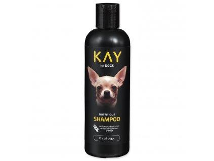 Šampon KAY for DOG vyživující (250ml)