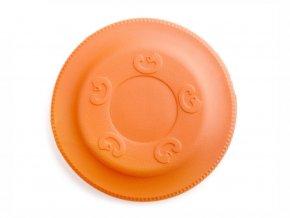 46511 jk animals eva pena frisbee 22 cm oranzovy 1