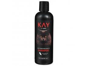 Šampon KAY for CAT proti zacuchání a plstnatění (250ml)