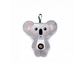 46091 4 jk animals textilni piskaci hracka koala 18 cm 00