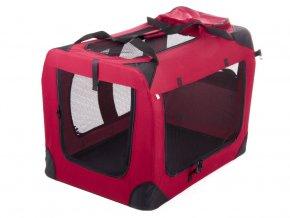 41555 jk animals prepravni box xxxl 102 69 69 cervena 1