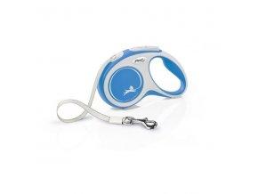 VOdítko Flexi Comfort S pásek 5m15kg sv. modrá