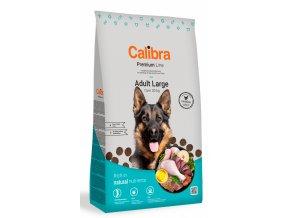 Calibra Dog Premium Line Adult Large 12 kg NEW