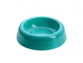 48320 1 jk animals plastova miska pro kocku pr 13 cm tyrkys 1