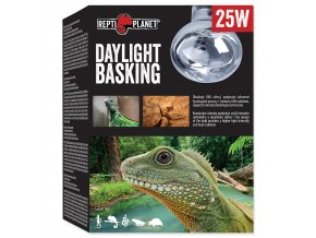Žárovka REPTI PLANET Daylight Basking Spot (25W)