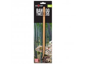 Pinzeta REPTI PLANET bambusová 28 cm (1ks)