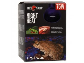 Žárovka REPTI PLANET Moonlight HEAT (75W)
