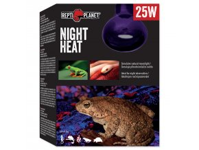 Žárovka REPTI PLANET Moonlight HEAT (25W)