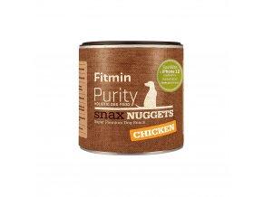 Fitmin Purity Snax Nuggets Kuřecí pochoutka pro psy 180 g