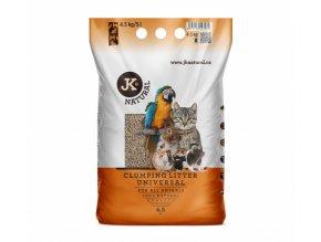 59173 jk animals hrudkujici podestylka clumping litter universal 4 5 kg 5 l 1
