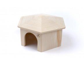 32427 jk animals dreveny domecek jurta morce 1