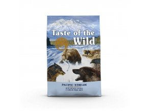 Taste of the Wild Pacific Stream 2 x 12,2kg