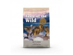 Taste of the Wild Wetlands Canine 2 x 12,2kg