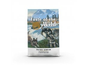 Taste of the Wild Pacific Stream Puppy 2 x 12,2 kg