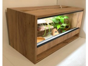 Terárium wood 150x50x50 cm TeraZOO