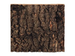 Pozadí REPTI PLANET korek přírodní 28,5 x 28 x 2 cm (1ks)