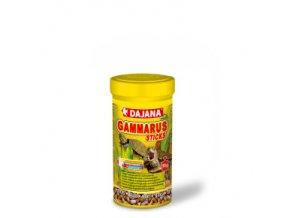 16934 dajana gammarus sticks gran 250 ml 0