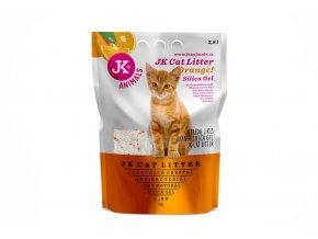 59141 4 jk animals litter silicagel orange 1 6 kg 3 8 l 1