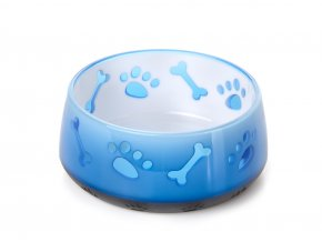 48335 2 jk animals plastova miska pro psy pr 10 5 cm 300 ml modra 1