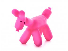 46407 jk animals vinylova hracka pejsek z balonku 14 5 cm 1