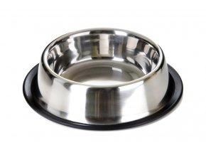 48361 jk animals nerezova miska pro psy guma pr 14 cm 0 45 l 1