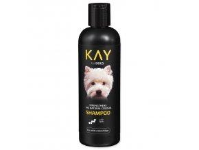 Šampon KAY for DOG pro bílou srst (250ml)