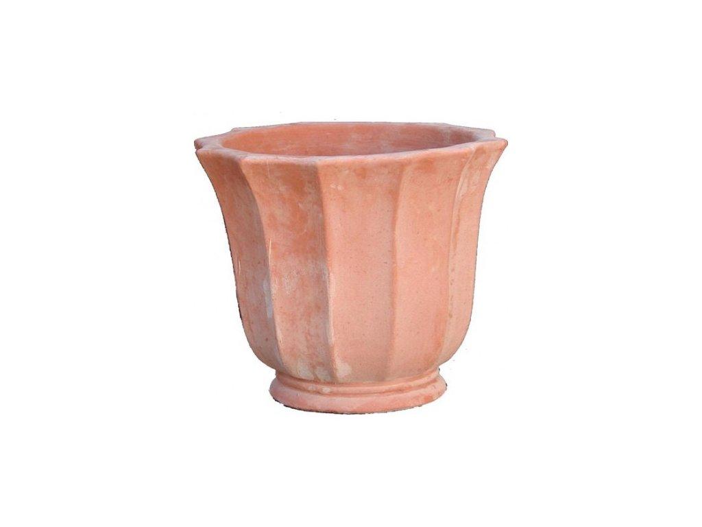Terakotový květináč Coppa A-CP01