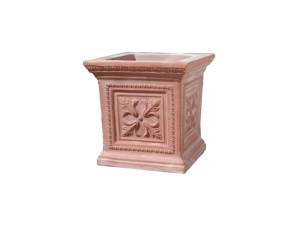 mrazuvzdorná handmade nádoba