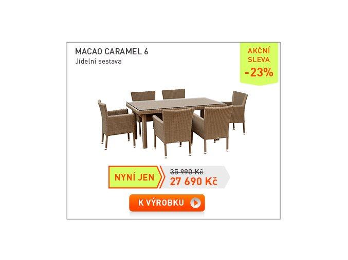 Pruvan 19 Macao Caramel 6