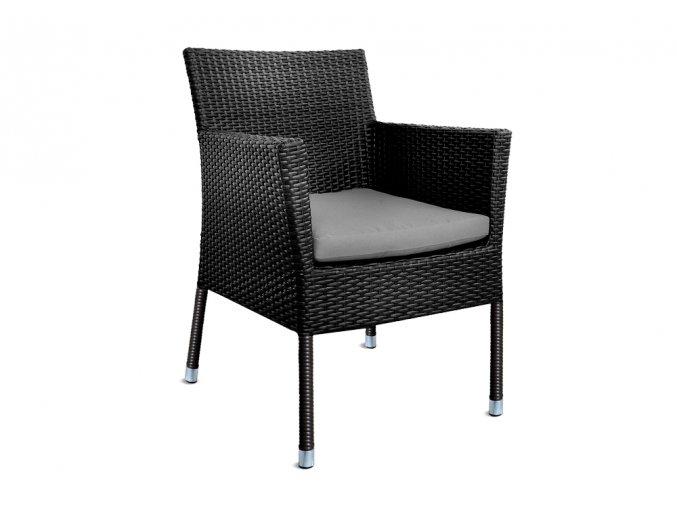 Židle Macao nero