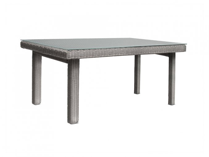 Ratanový zahradní nábytek Stůl savana - pro 6