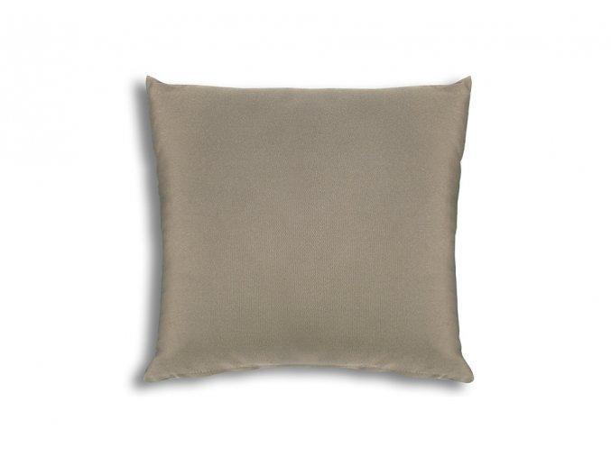 Ratanový zahradní nábytek doplňky Polštář hnědý