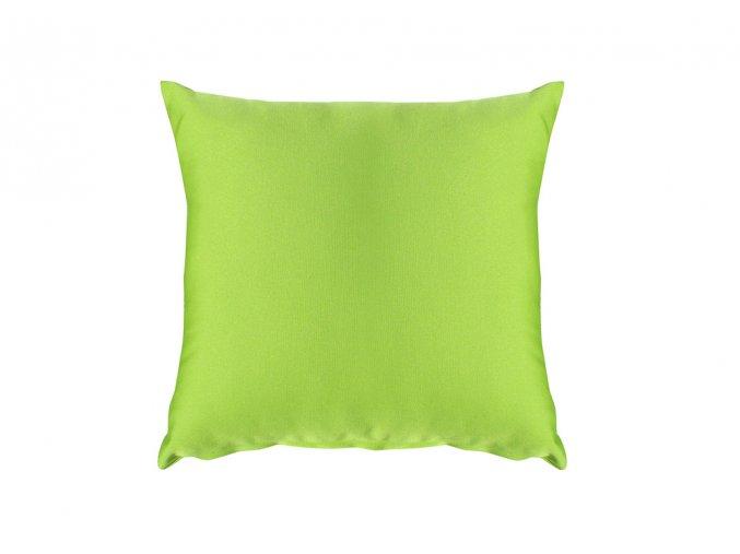 Ratanový zahradní nábytek doplňky Polštář zelený