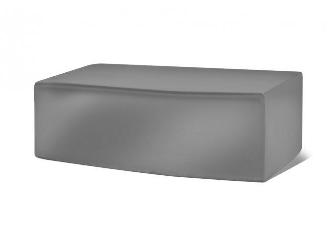 Ratanový zahradní nábytek Ochranná plachta pro sedací soupravu Combino 7 XL
