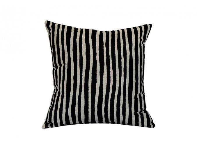 Ratanový zahradní nábytek doplňky Polštář zebra