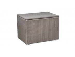 Ratanový zahradní nábytek Úložný box savana XL