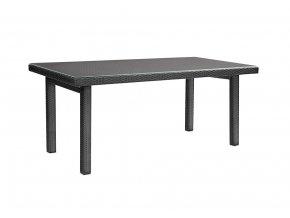 Stůl nero  - pro 6