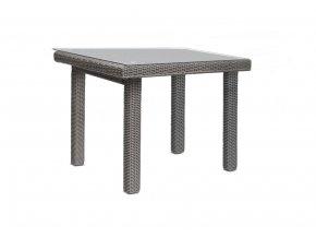 Ratanový zahradní nábytek Stůl savana - pro 4