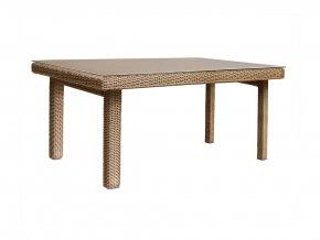 Stůl caramel - pro 6